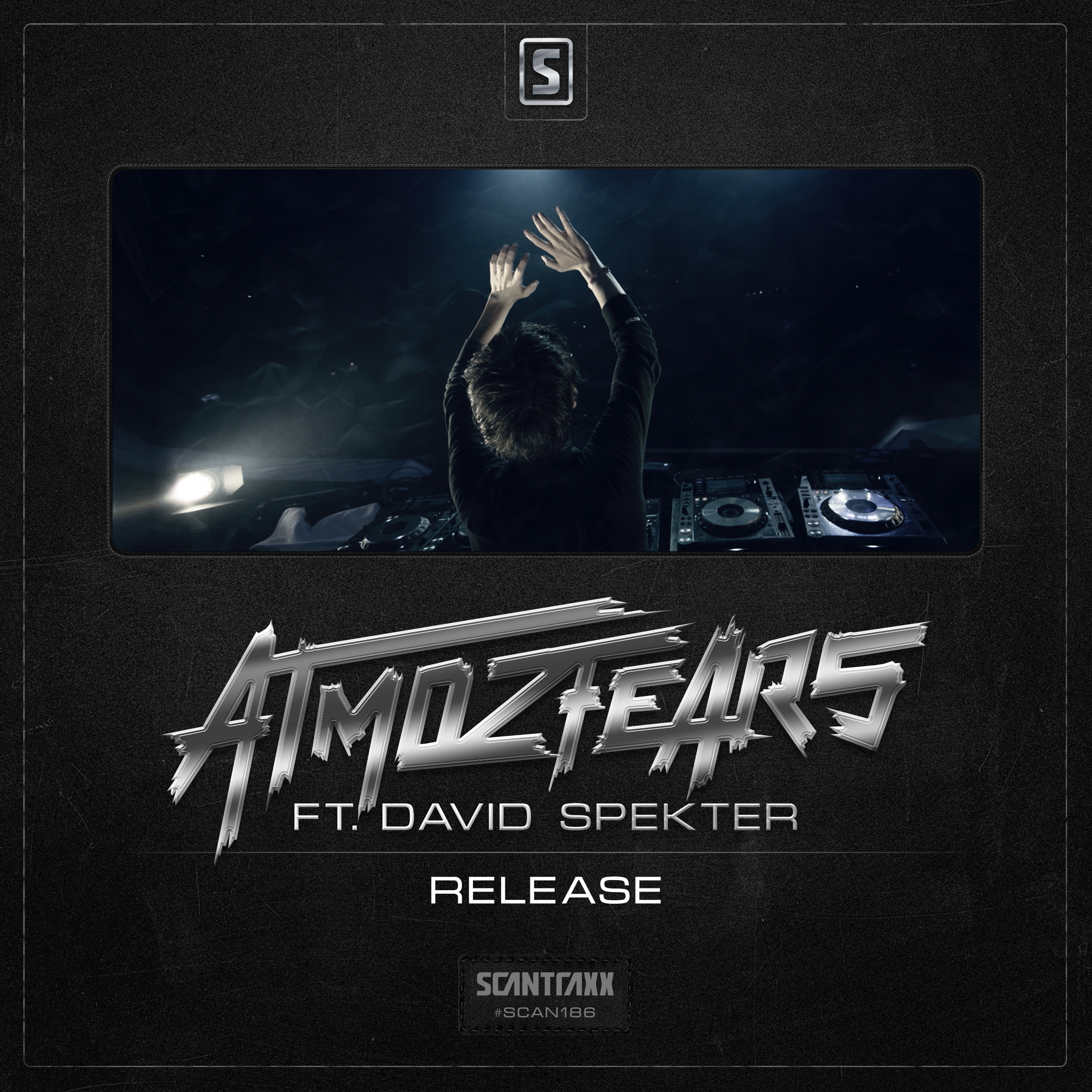 Atmozfears ft. David Spekter - Release [SCANTRAXX RECORDZ] SCANTRAXX186