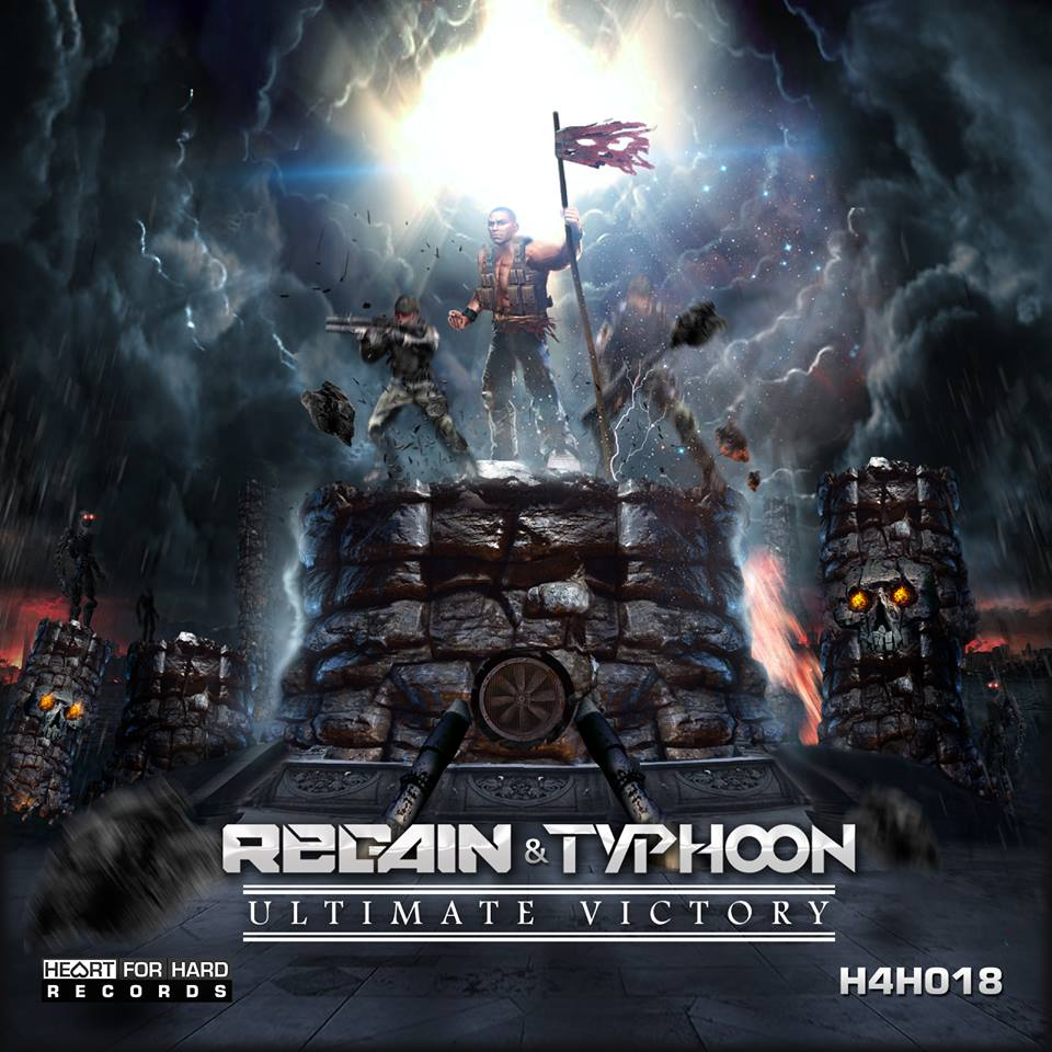Regain & Typhoon - Ultimate Victory [HEART 4 HARD RECORDS] H4H018