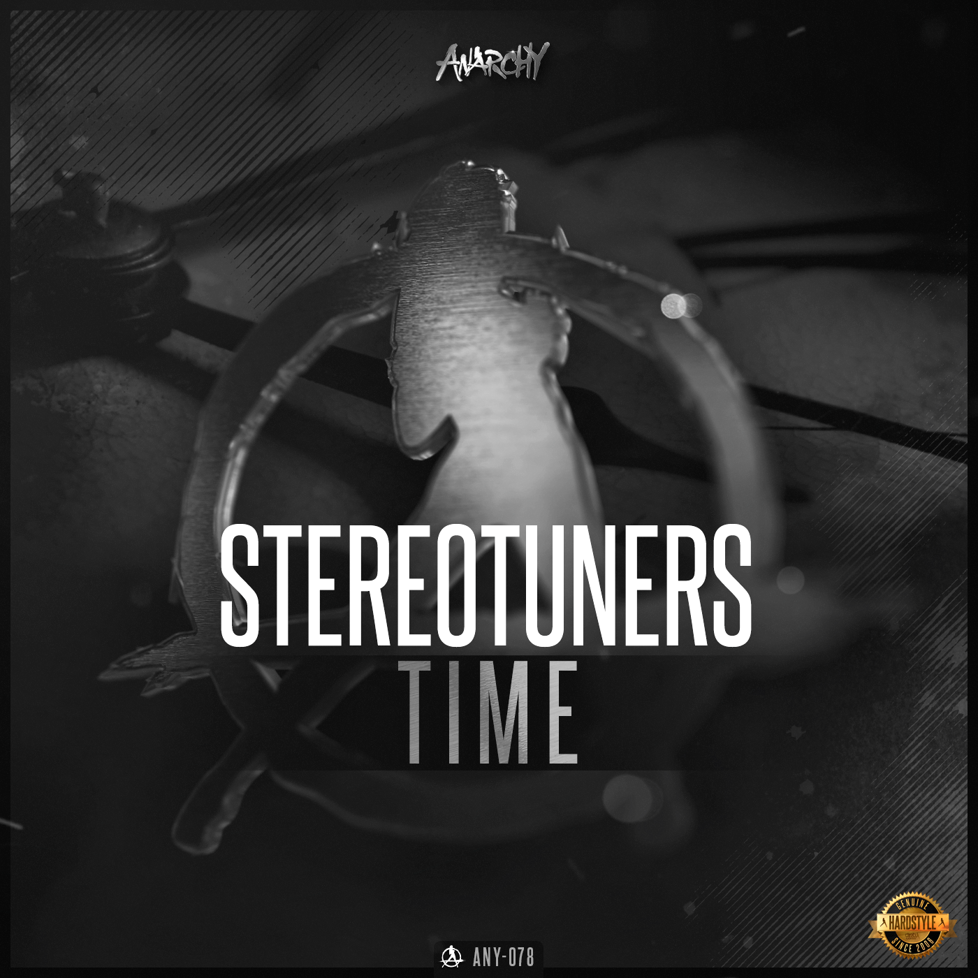 Stereotuners - Time [ANARCHY] ANY078