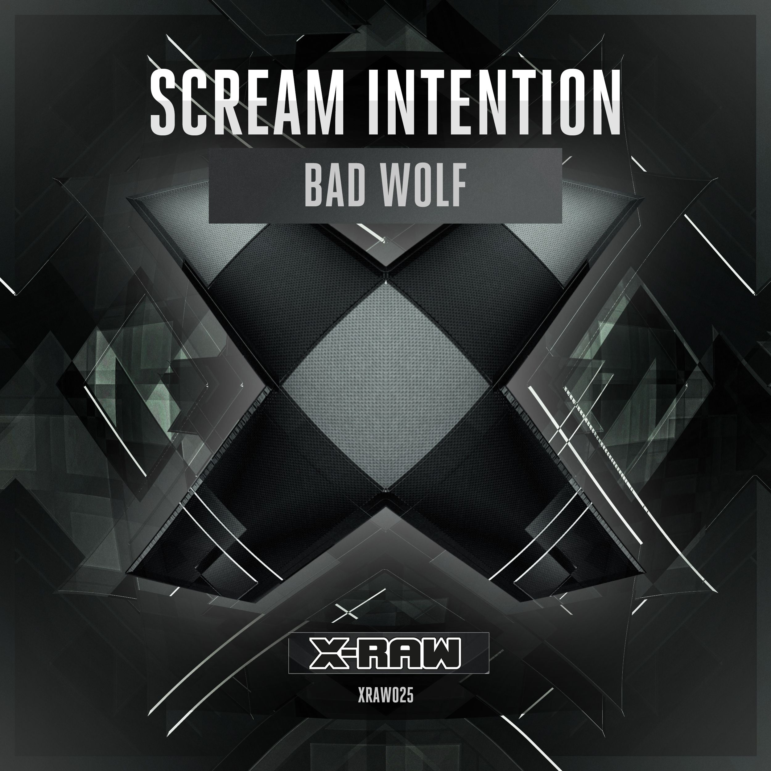 Scream Intention - Bad Wolf [X-RAW] XRAW025
