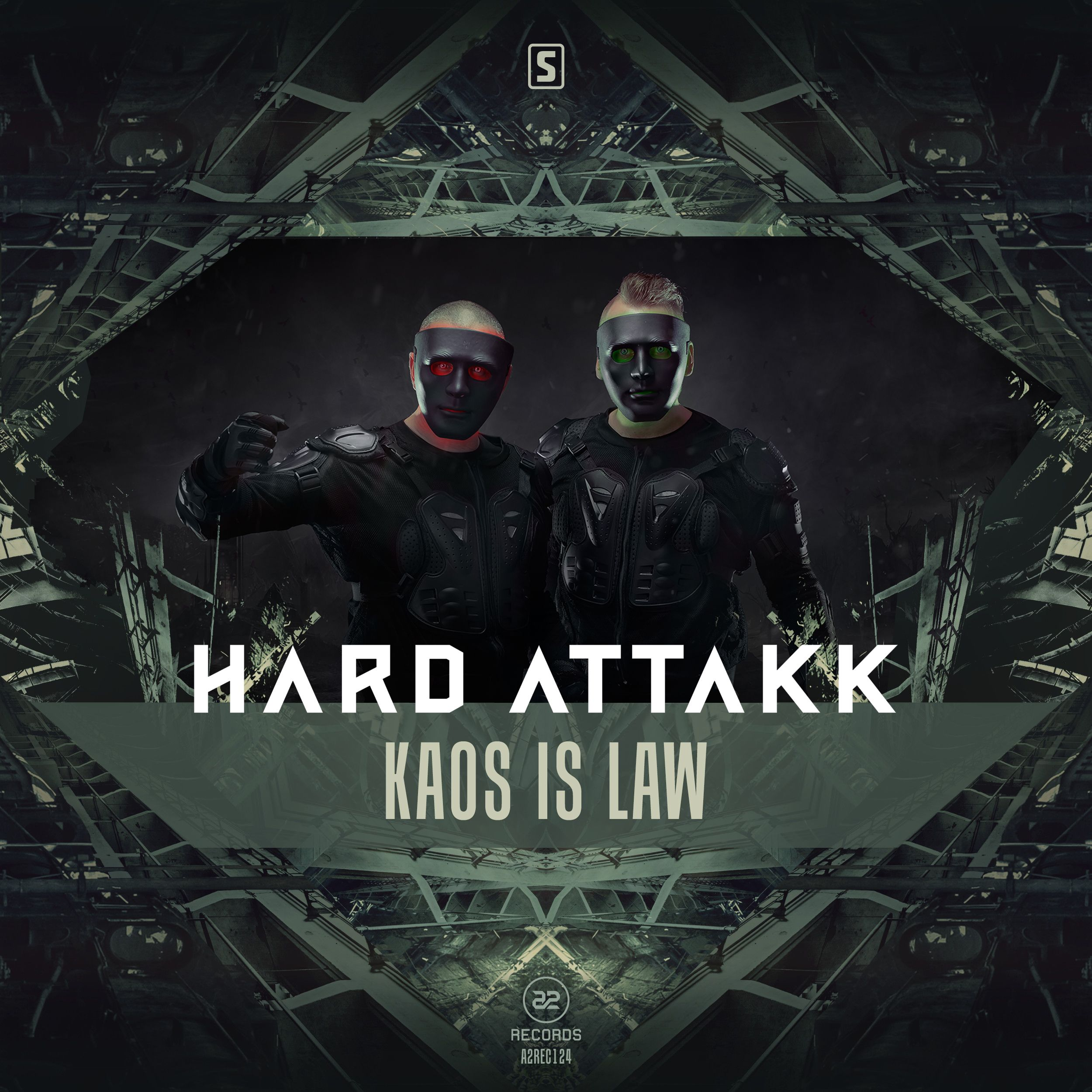 Hard Attakk - Kaos Is Law [A² RECORDS] A2REC124