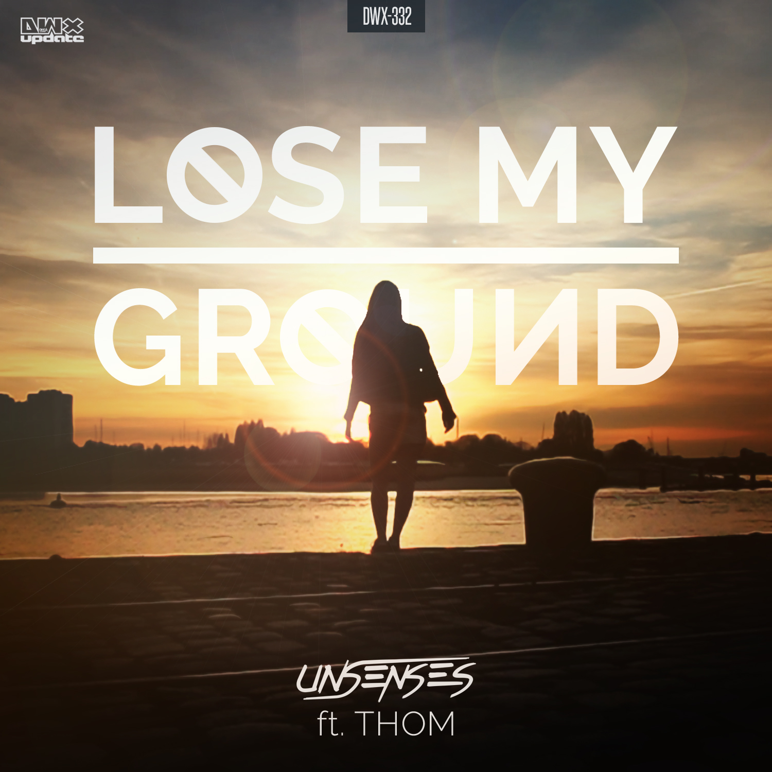 Unsenses ft. Thom - Lose My Ground [DIRTY WORKZ] DWX332