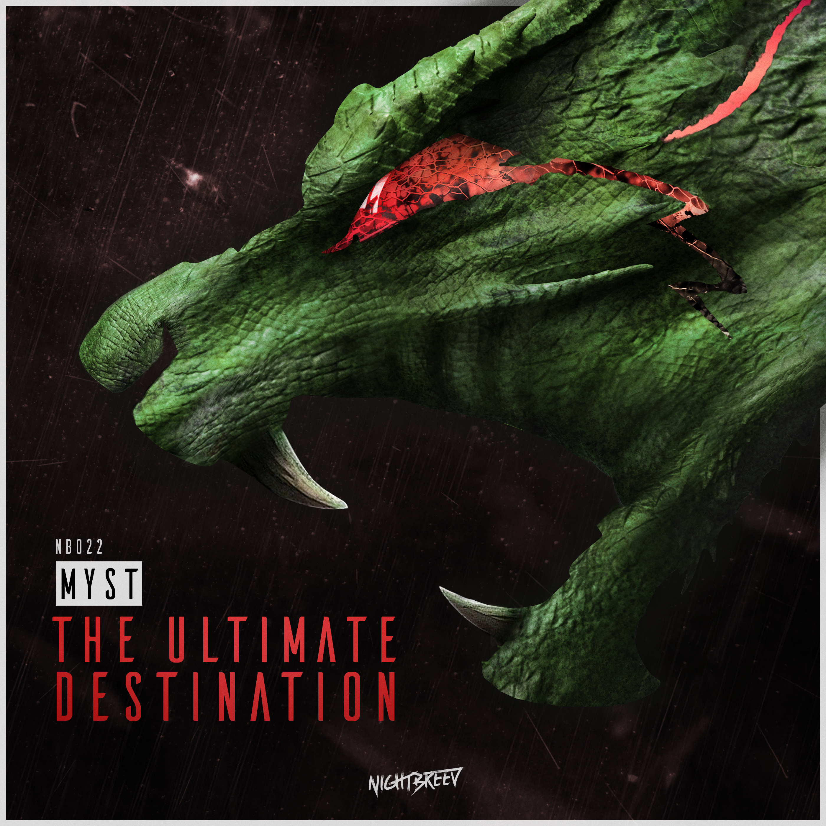 MYST - The Ultimate Destination [NIGHTBREED RECORDS] NB022