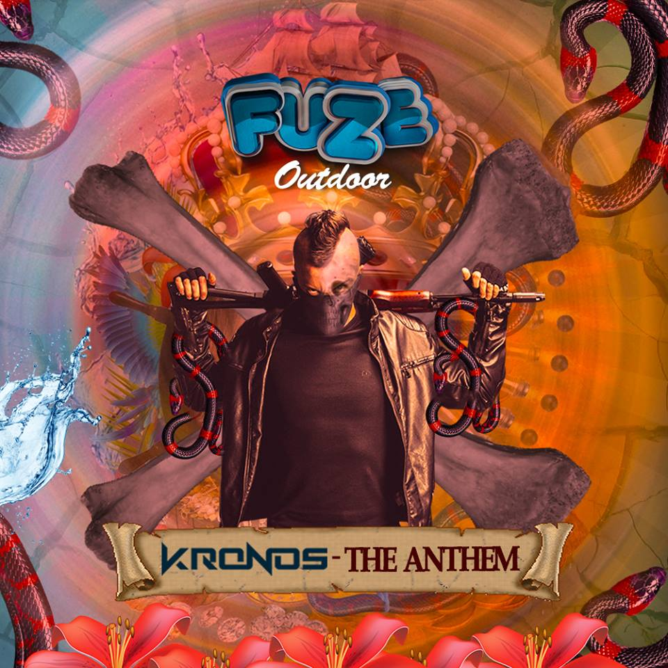 Kronos - The Fuze (Official Fuze Outdoor Anthem 2016) [UNITE RECORDS] UNITE077T