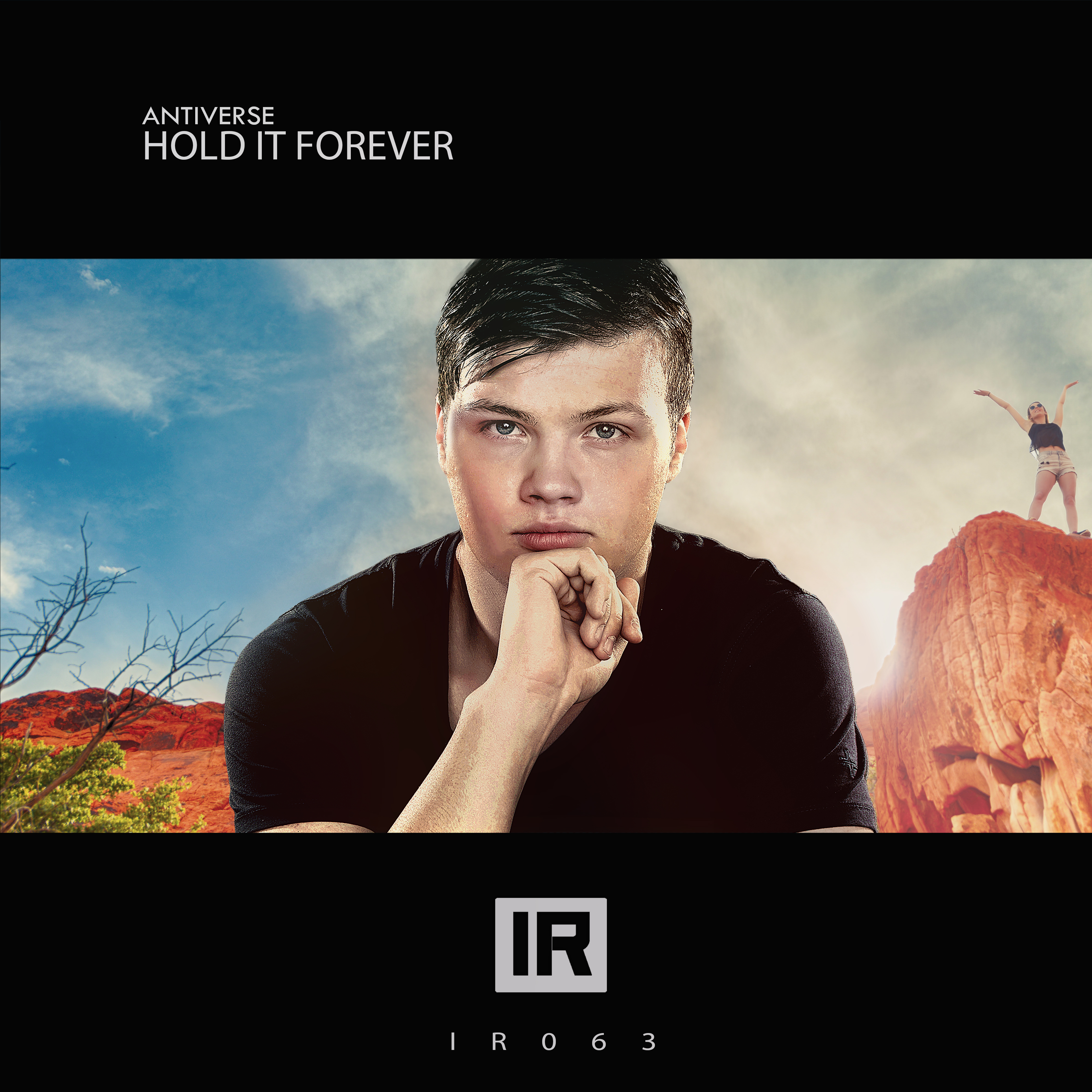 Antiverse - Hold It Forever [INVADERS RECORDS] IR063