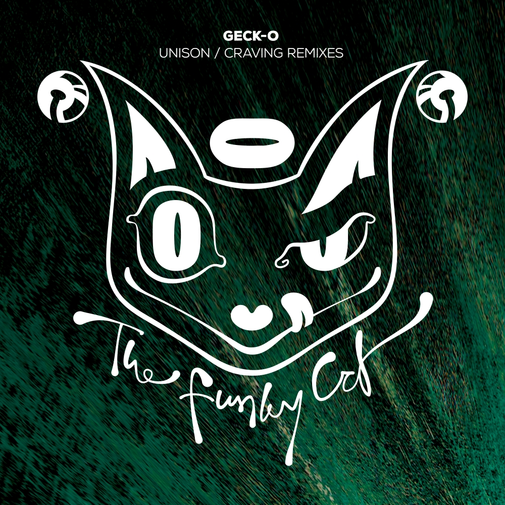 Geck-O - Remixes [THE FUNKY CAT RECORDS] CATID006
