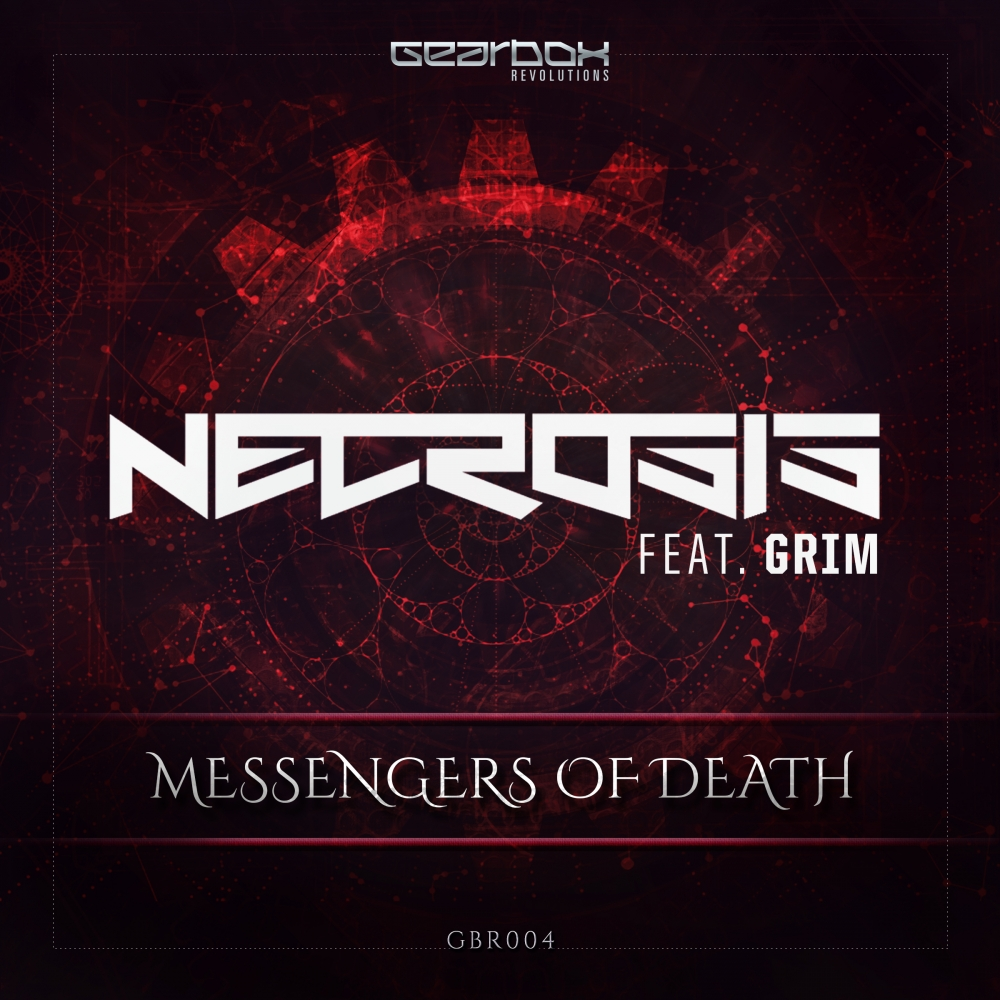 Necrosis Feat. Grim - Messengers Of Death  [GEARBOX DIGITAL] GBR004