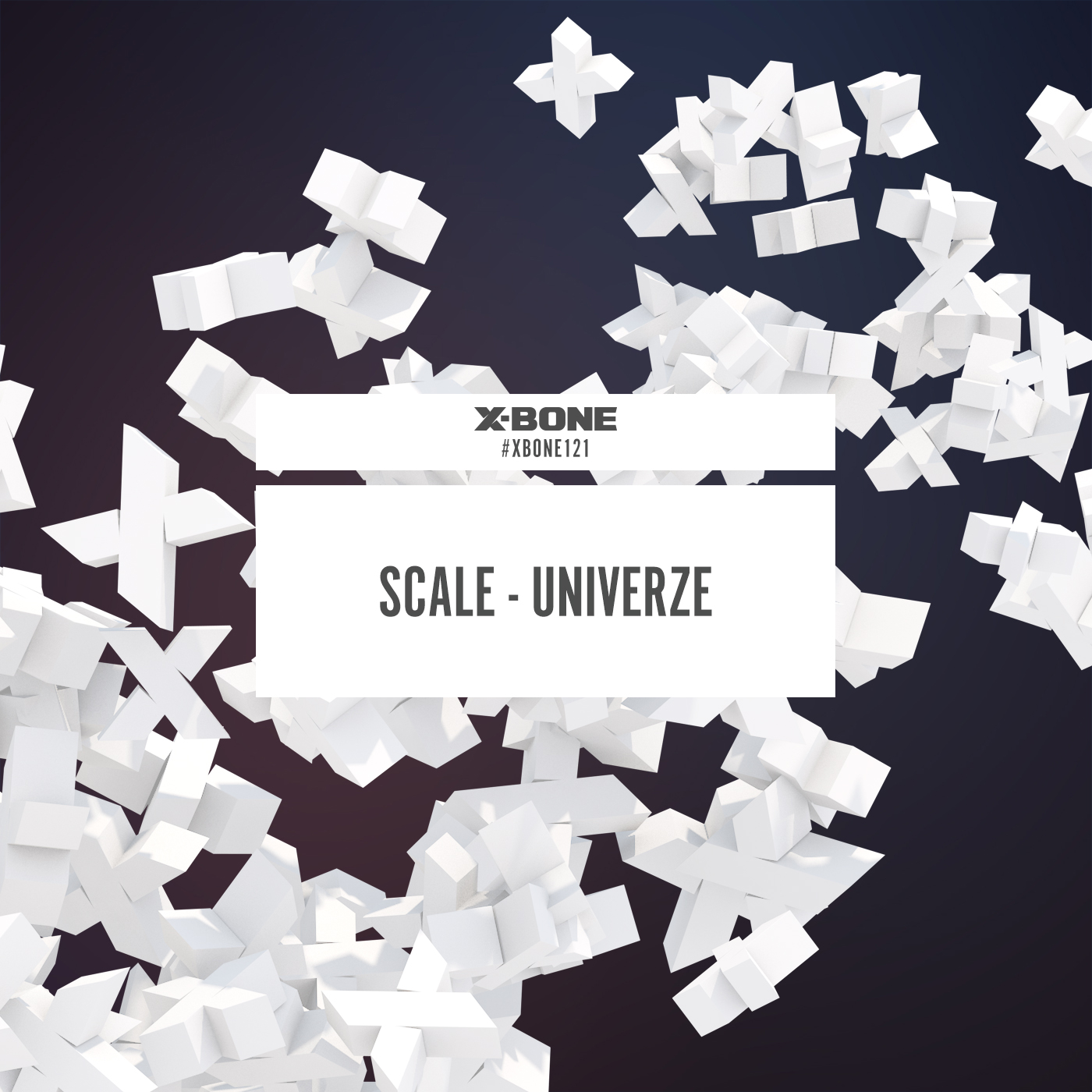 Scale - Univerze [X-BONE RECORDS] XBONE121