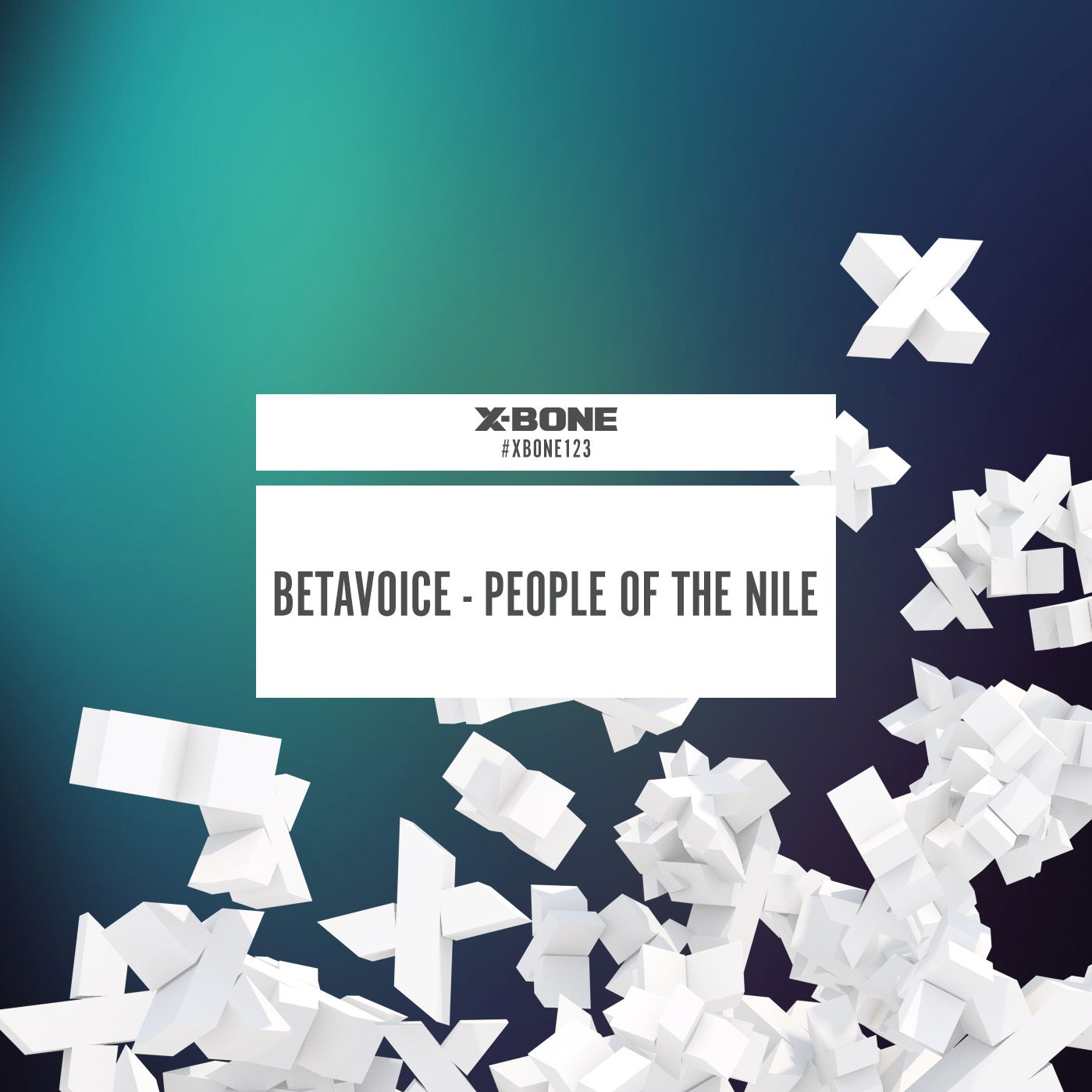 Betavoice - People Of The Nile [X-BONE RECORDS] XBONE123