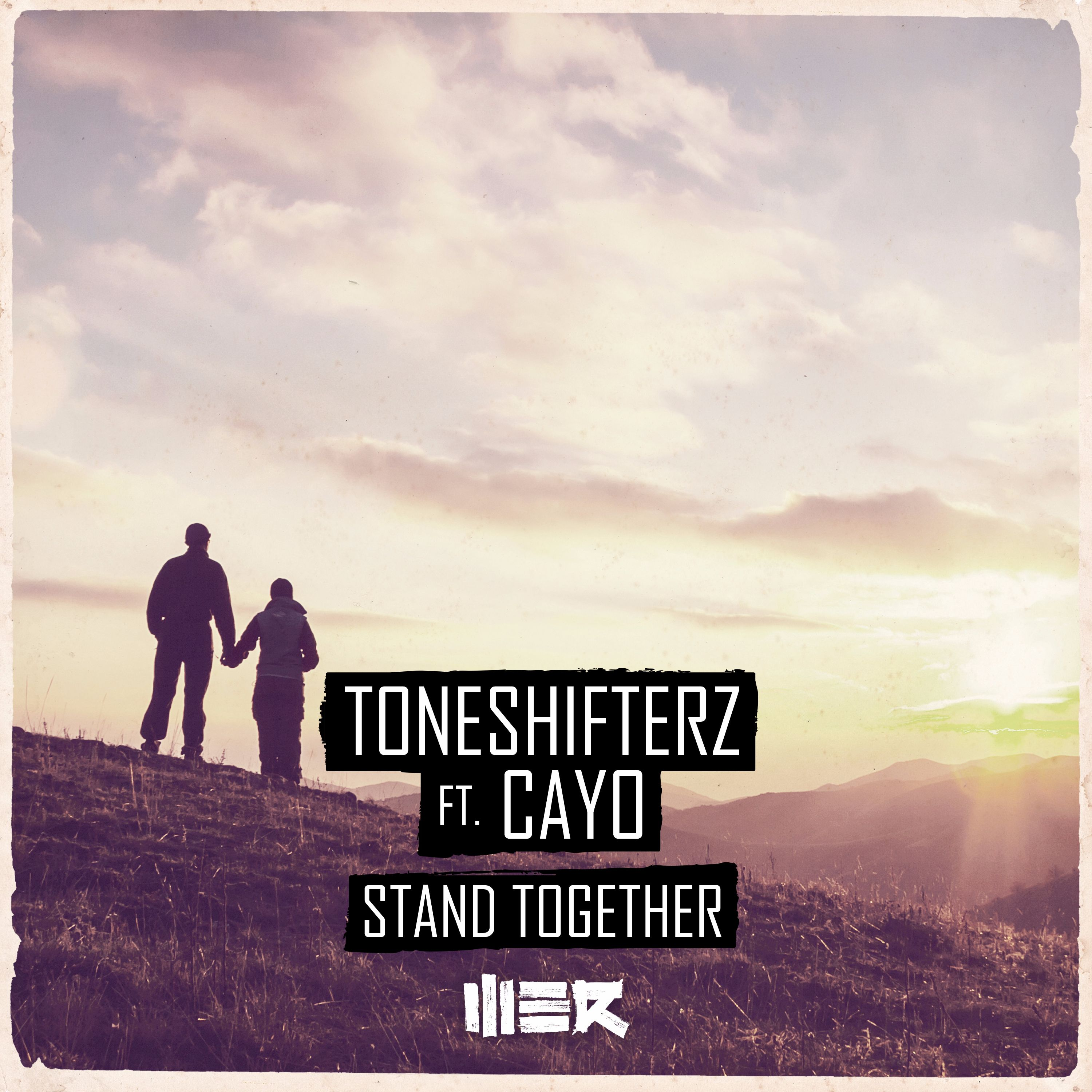 Toneshifterz Feat. CAYO - Stand Together [WE R] WER075