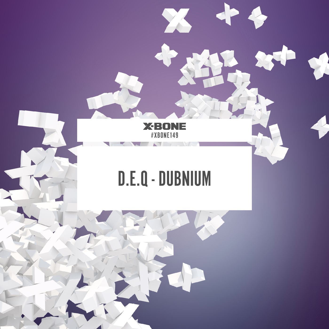 D.E.Q - Dubnium [X-BONE RECORDS] XBONE149