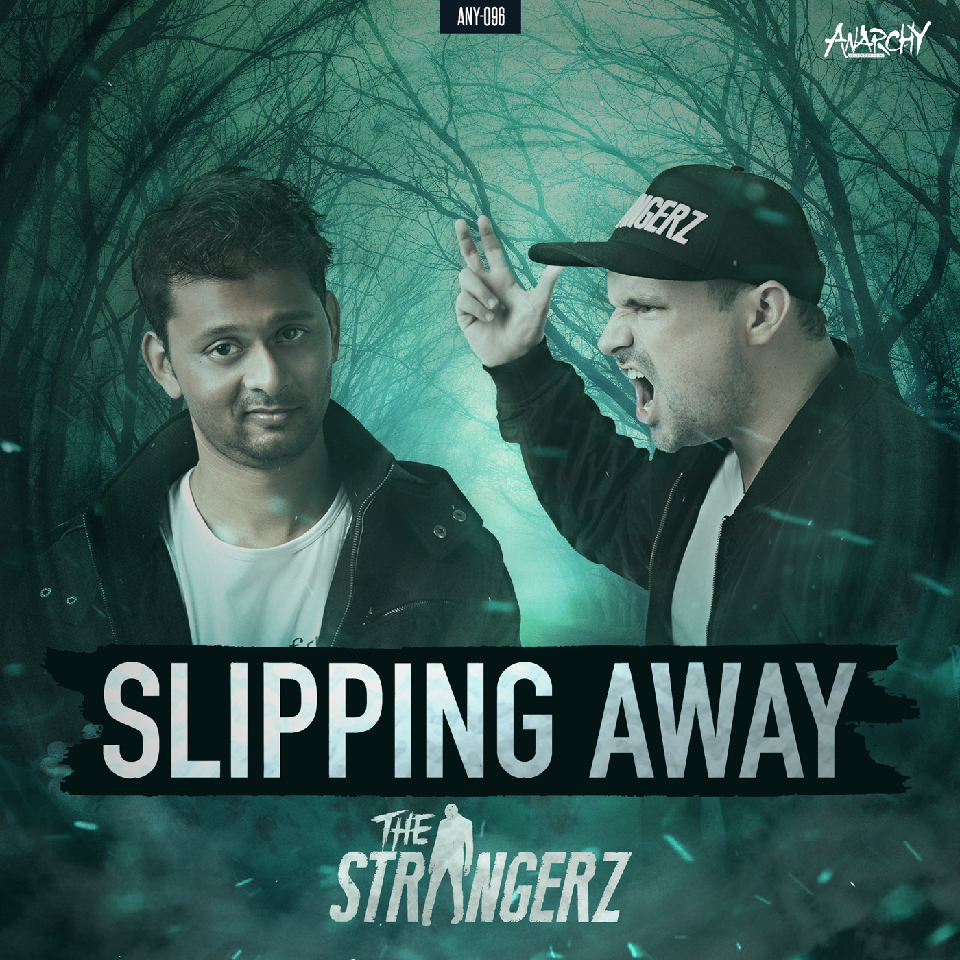 The Strangerz - Slipping Away [ANARCHY] ANY096