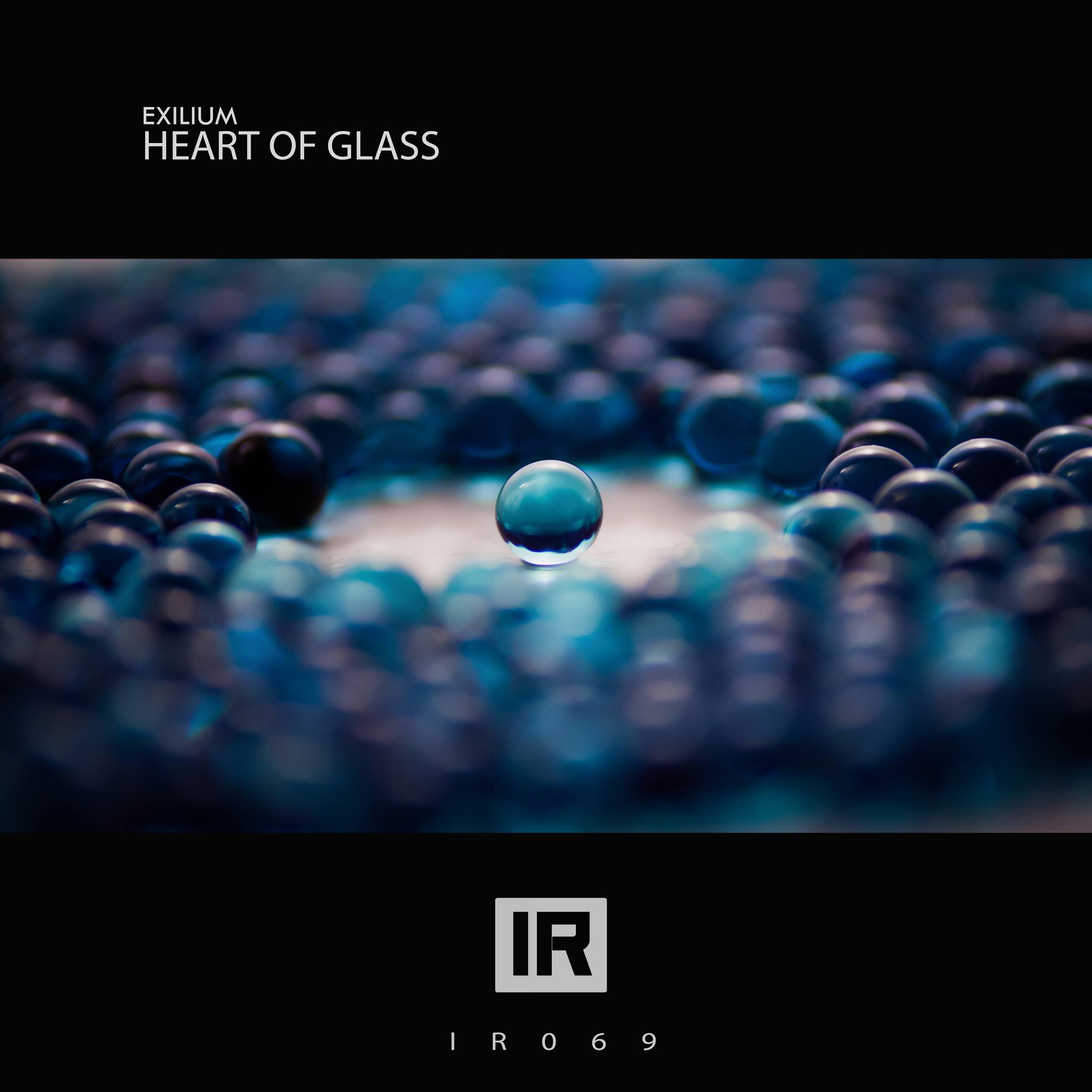 Exilium - Heart Of Glass [INVADERS RECORDS] IR069