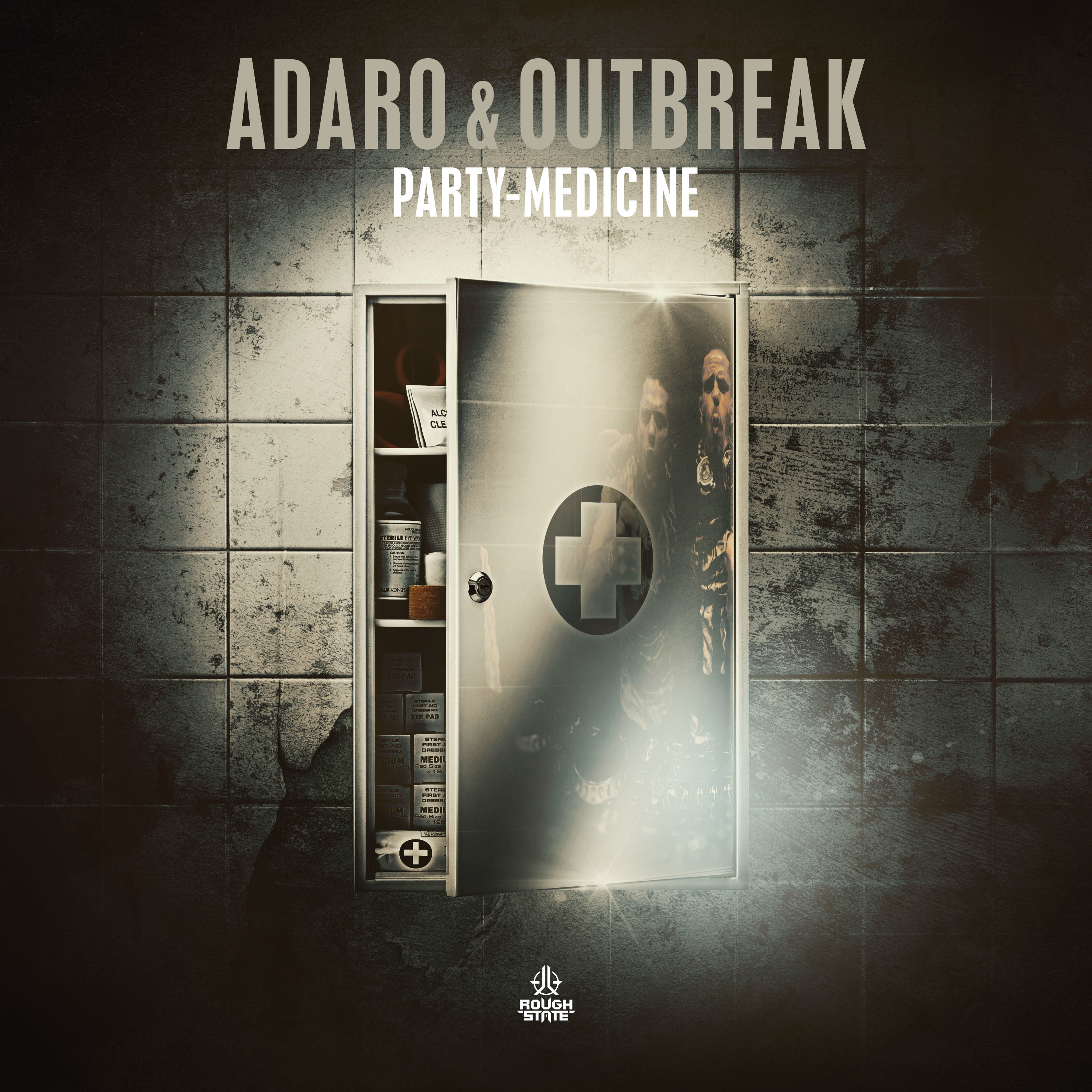 Adaro & Outbreak - Party Medicine [ROUGHSTATE MUSIC] ROUGH054