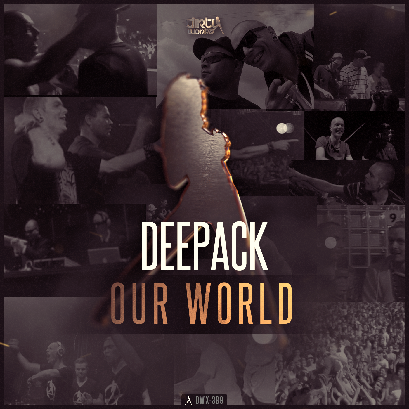 Deepack - Our World [DIRTY WORKZ] DWX389