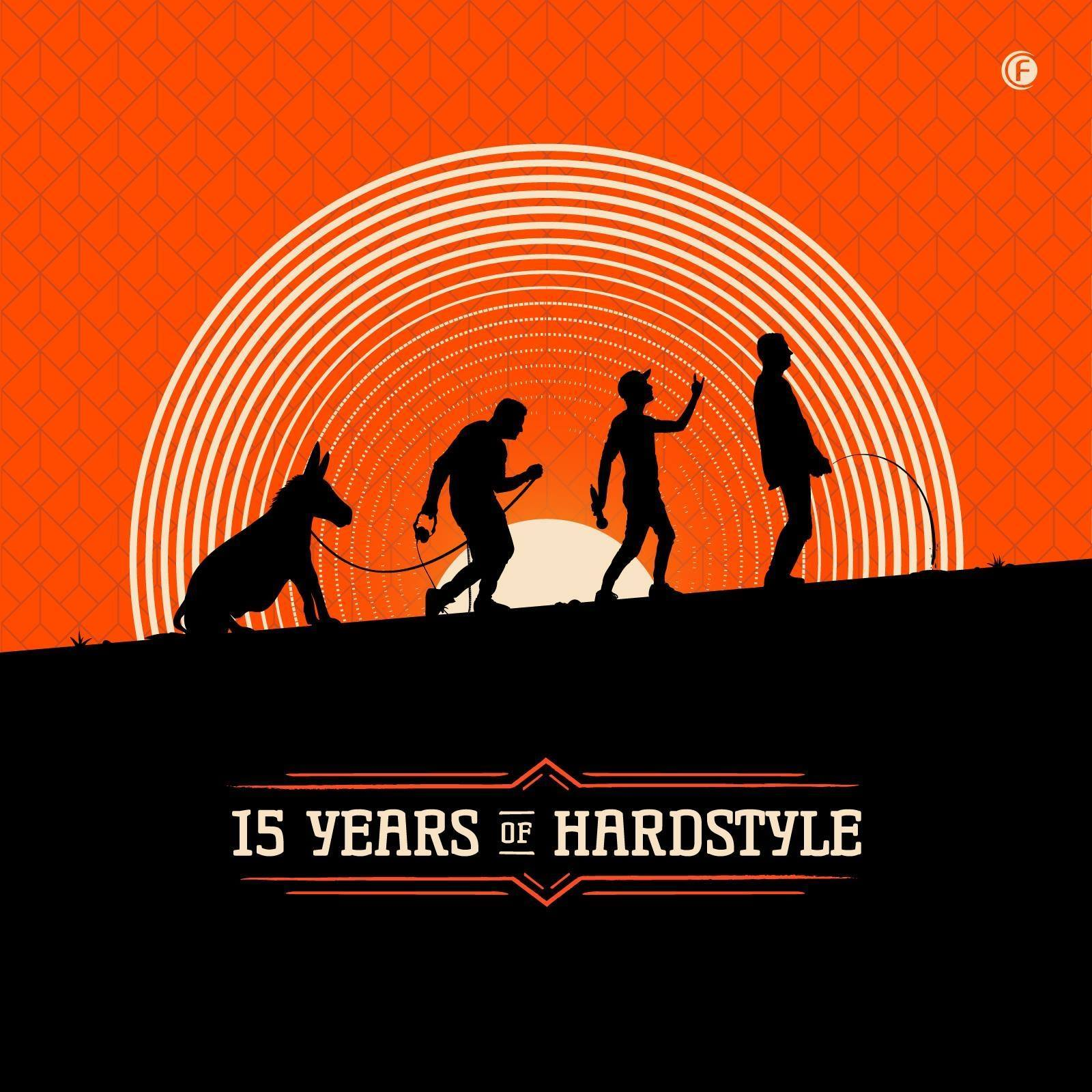 Donkey Rollers - 15 Years Of Hardstyle