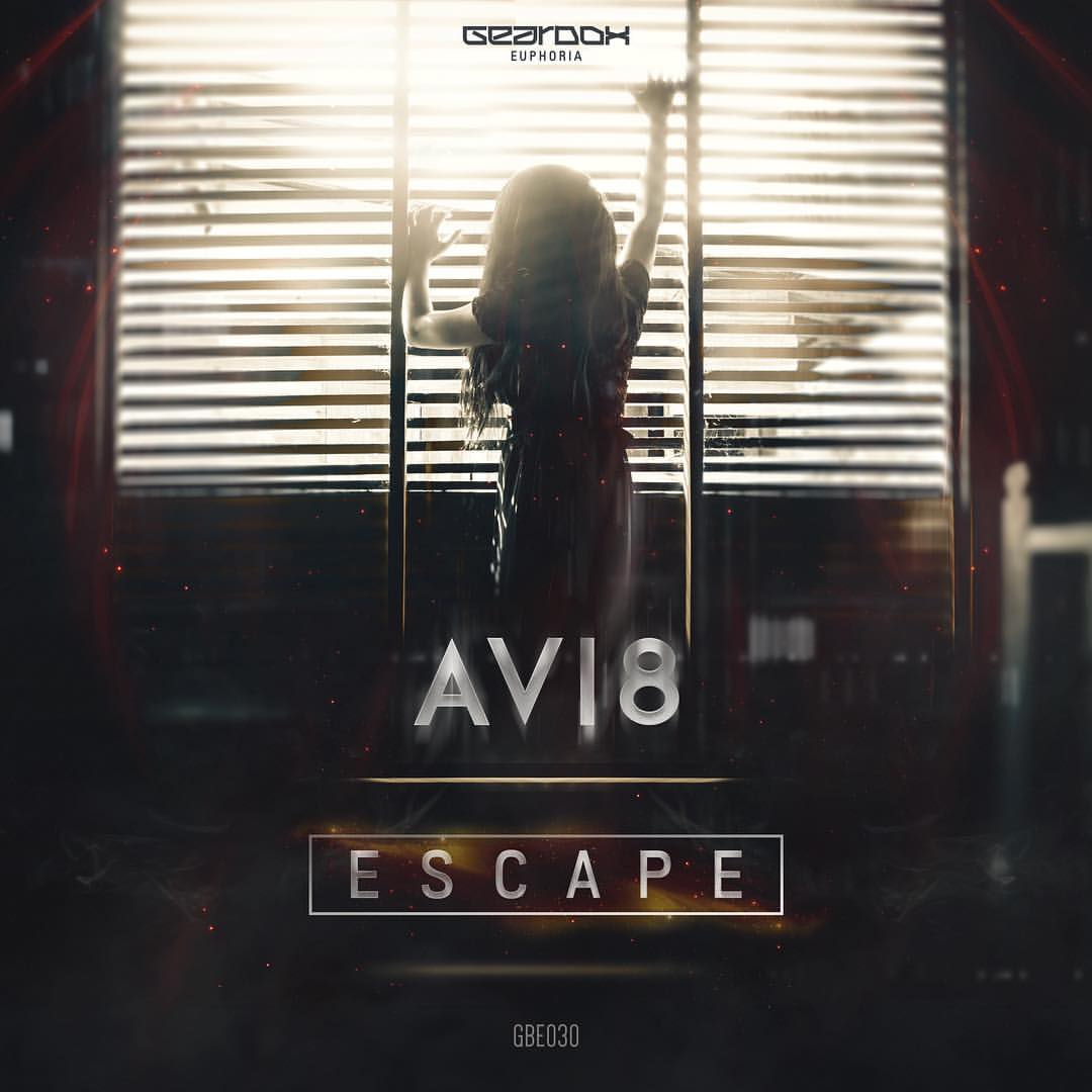 Avi8 - Escape [GEARBOX EUPHORIA] GBE030