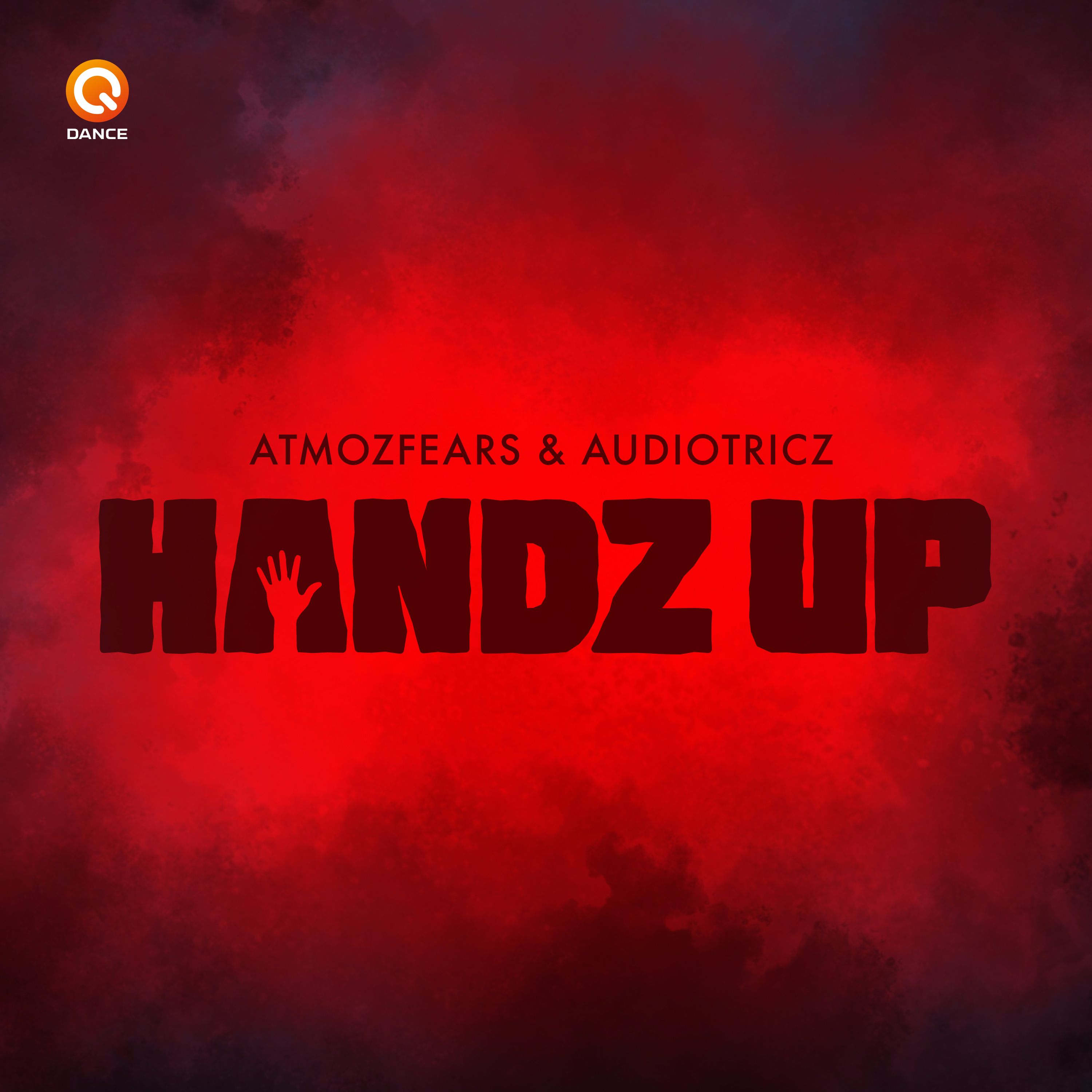 Atmozfears & Audiotricz - Handz Up [Q-DANCE RECORDS] Q150