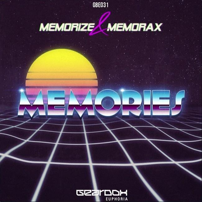 Memorize & Memorax - Memories [GEARBOX EUPHORIA] GBE031T