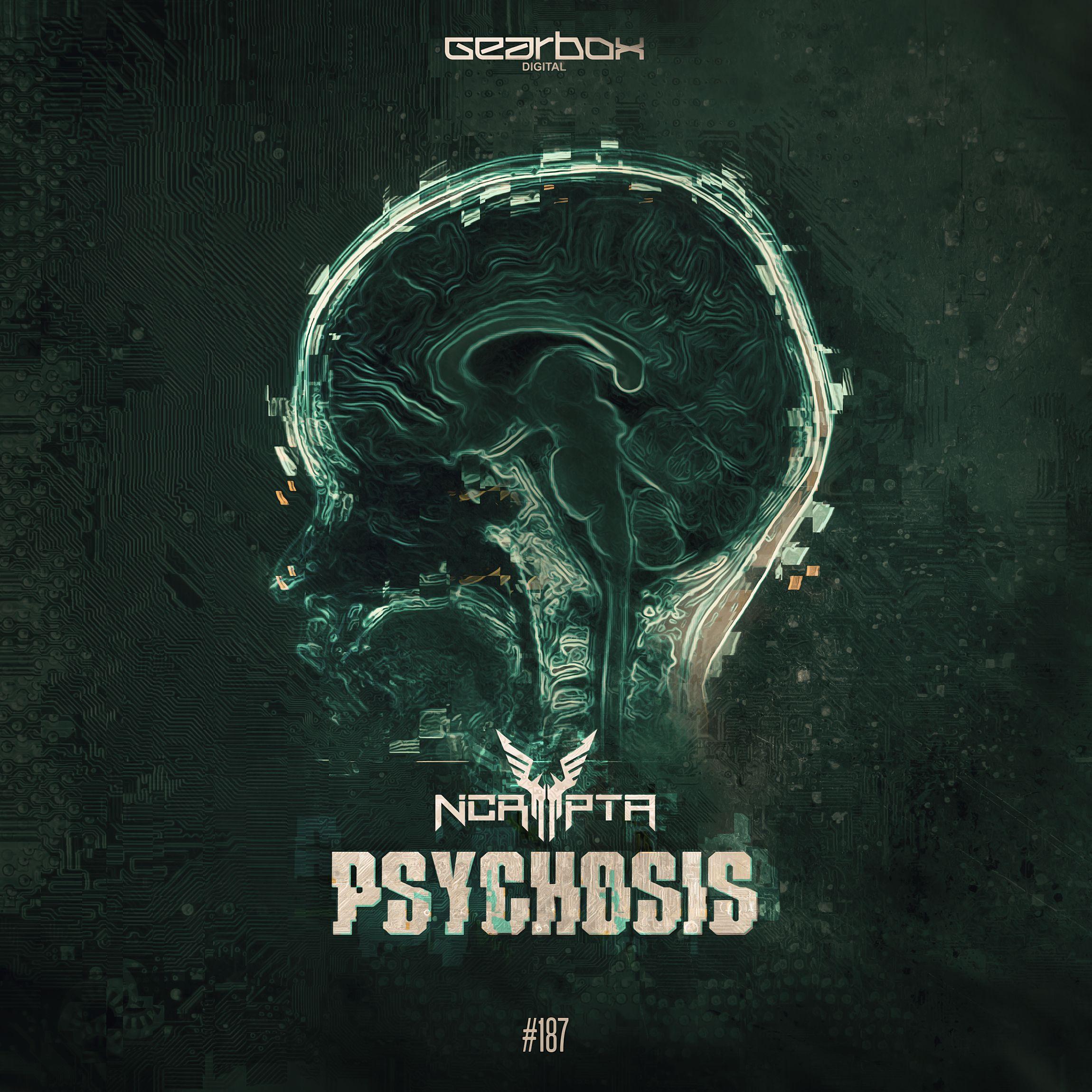 Ncrypta - Psychosis I EP [GEARBOX DIGITAL] GBD187