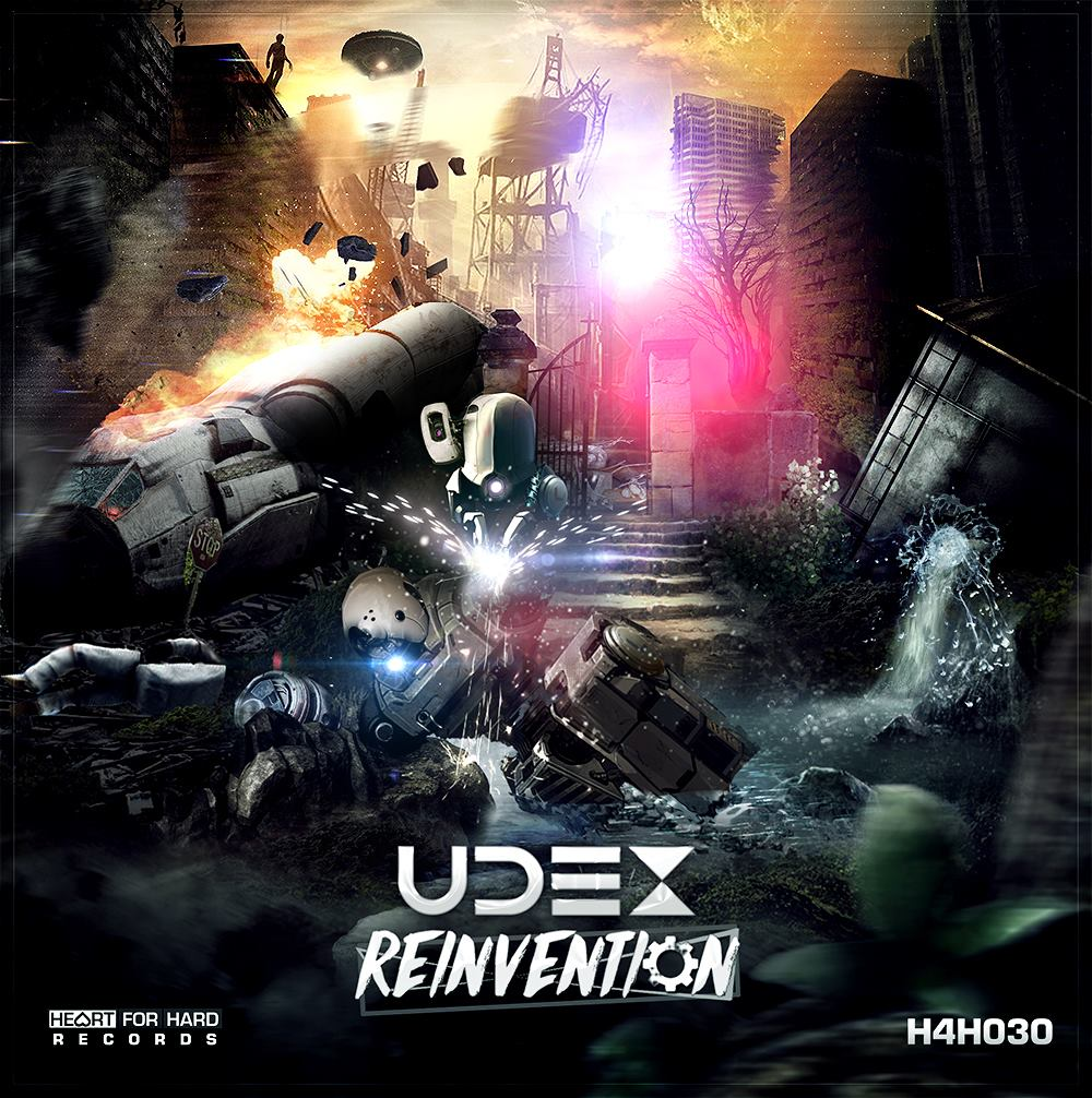 Udex - Reinvention [HEART 4 HARD RECORDS] H4H030