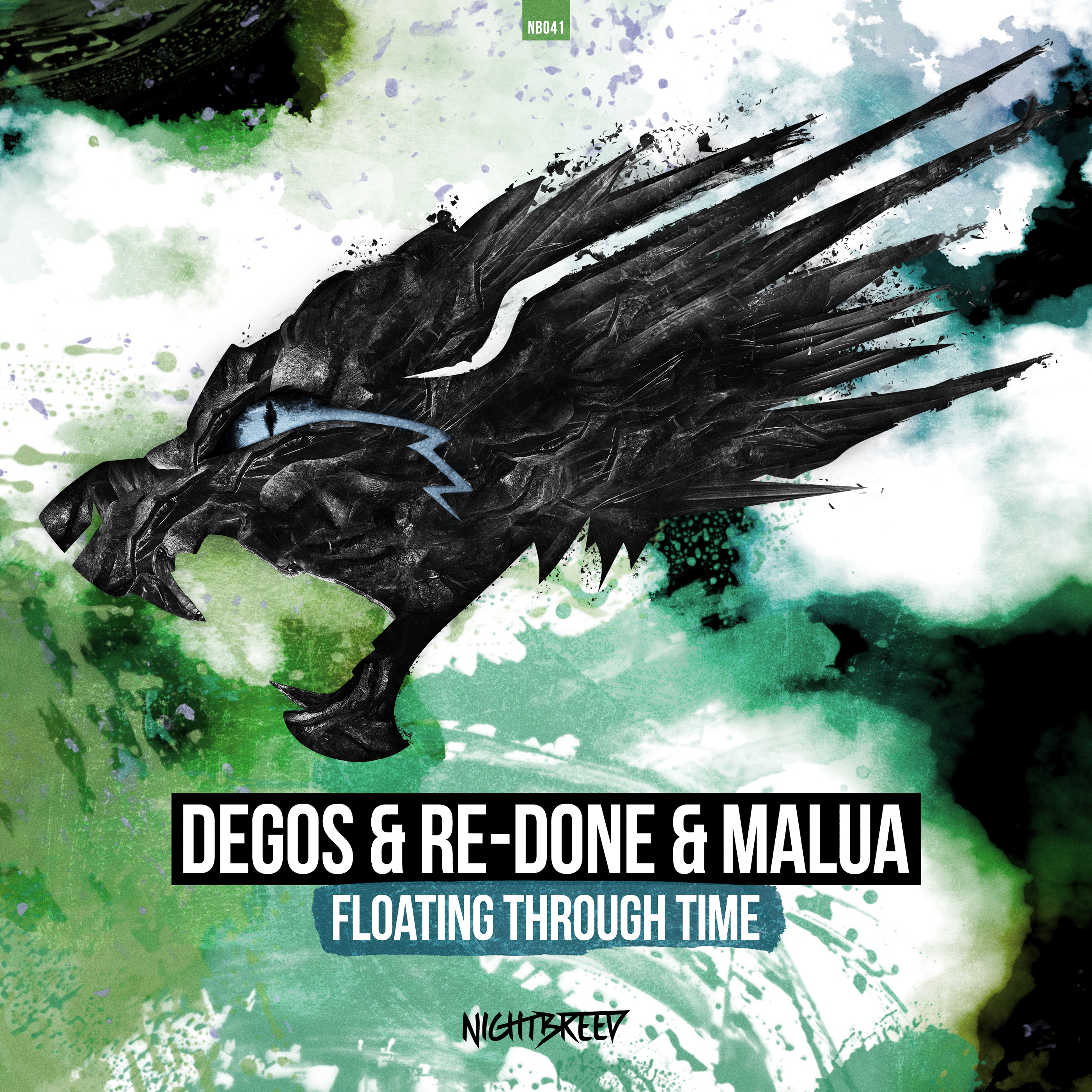 Degos & Re-Done & Malua - Floating Through Time [NIGHTBREED RECORDS] NB041