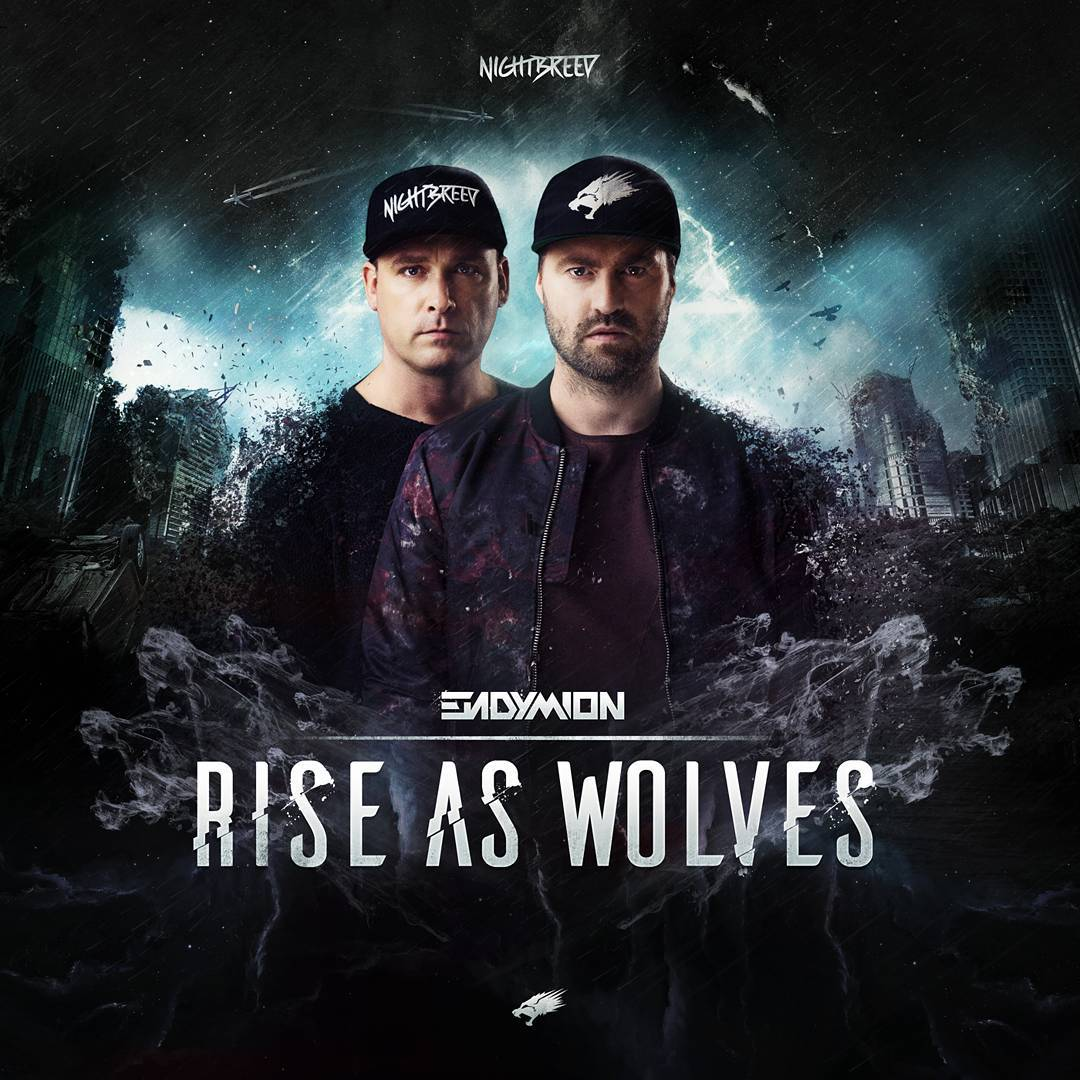 Endymion - Rise As Wolves [NIGHTBREED NOCTURNAL RECORDS] NBN09
