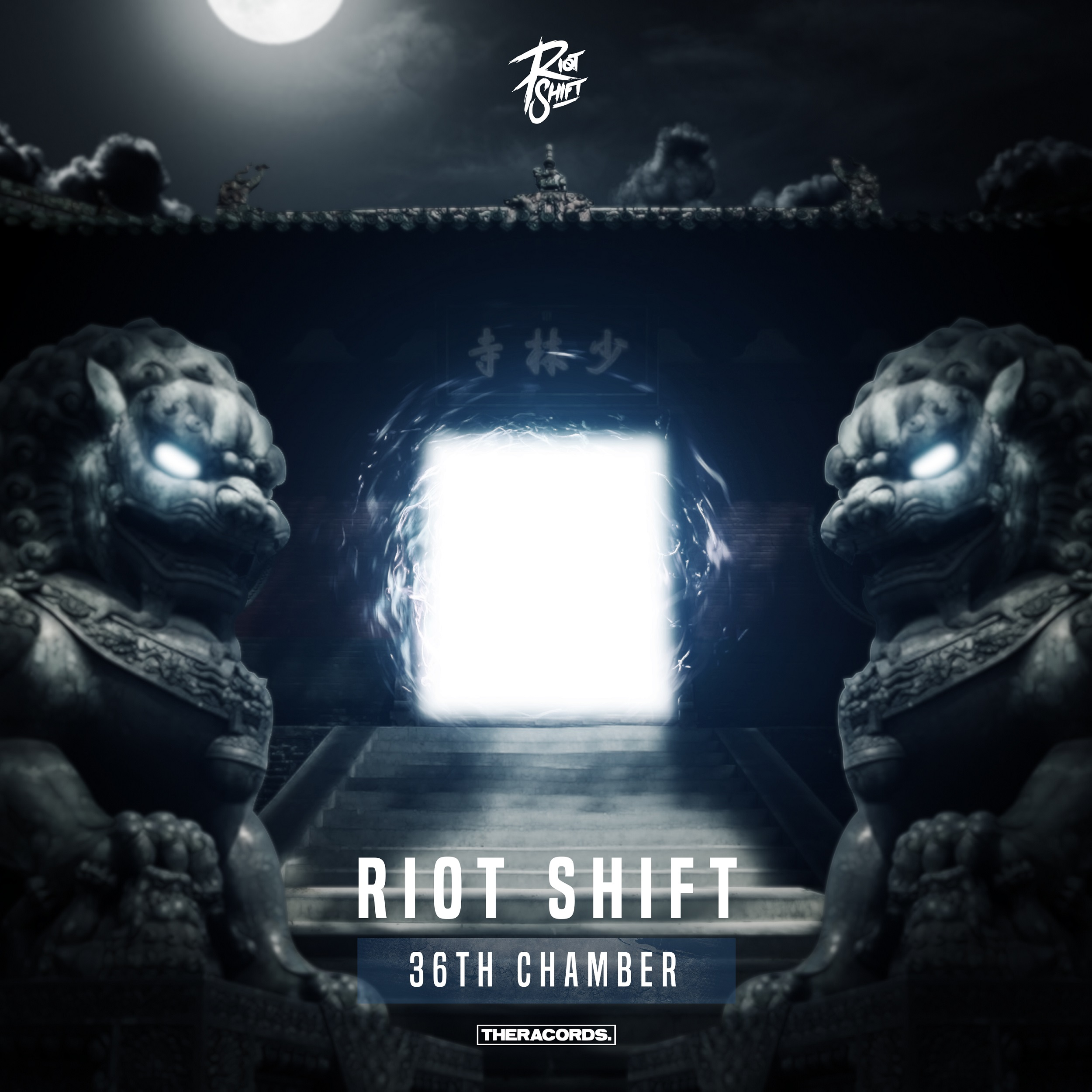 Riot Shift - 36th Chamber/ You Can't Break Me [THERACORDS] THER214