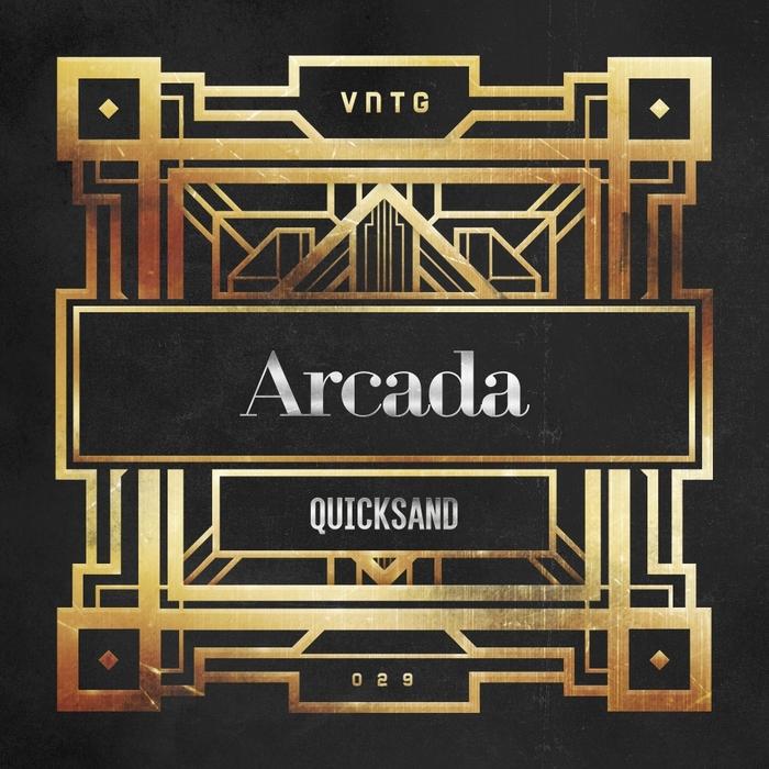 Arcada - Quicksand [VNTG RECORDS] VNTG029T