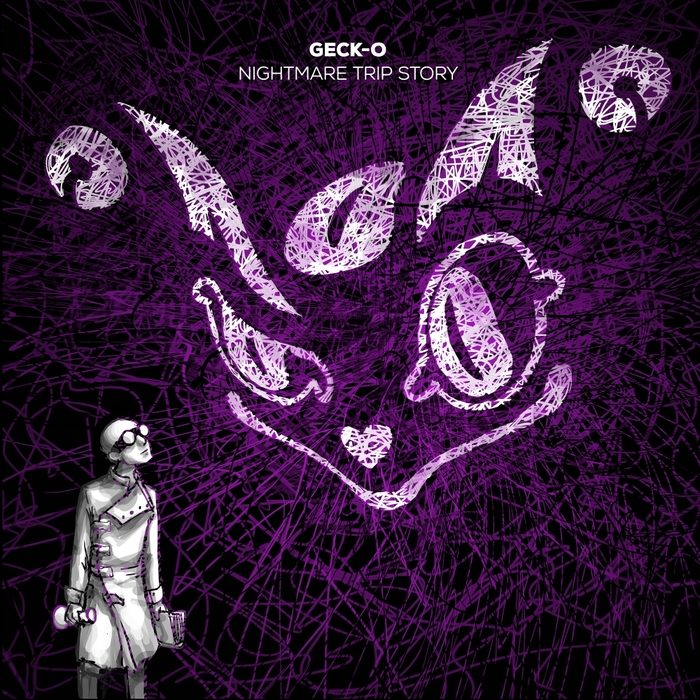 Geck-O - Nightmare Trip Story [THE FUNKY CAT RECORDINGS] CATID015T