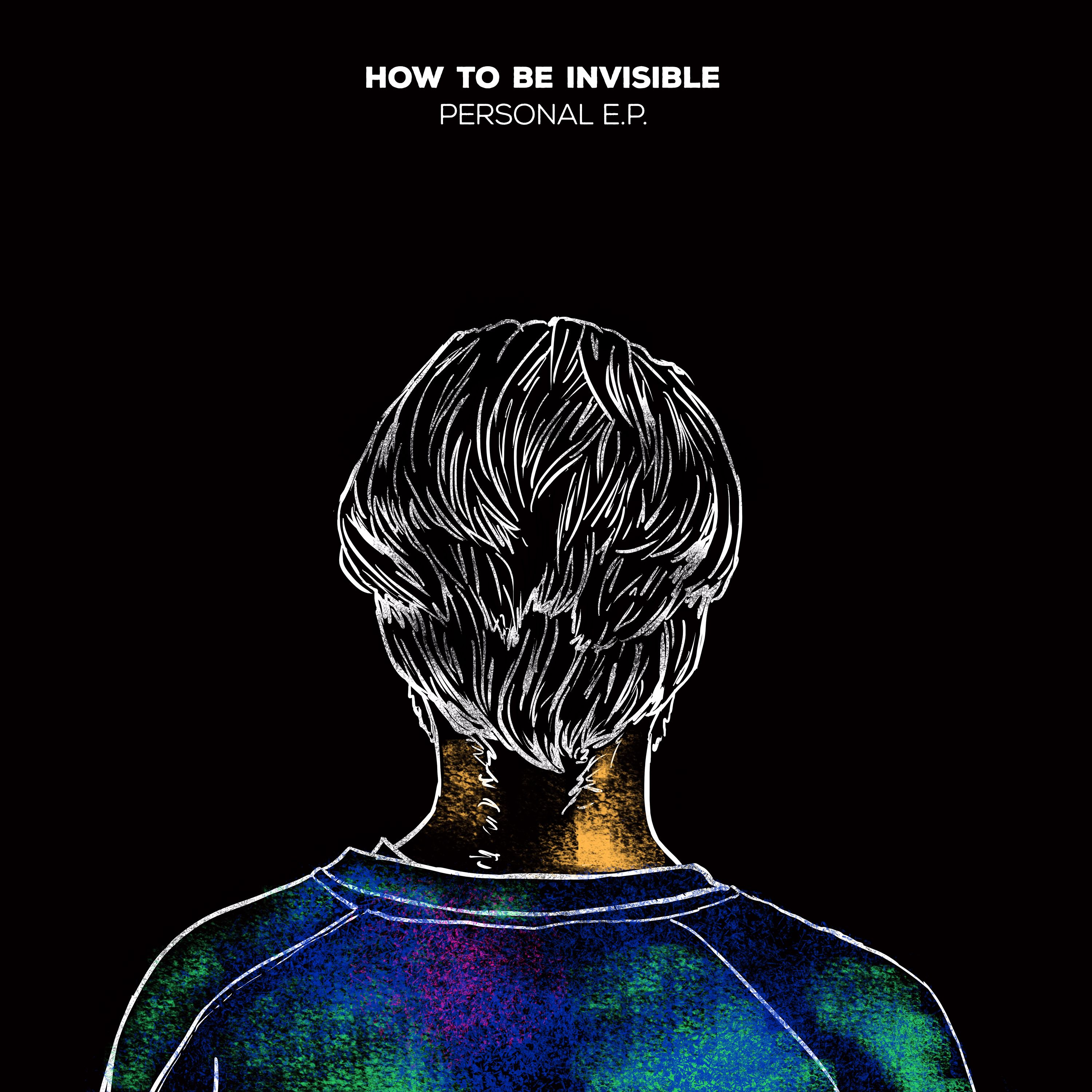 How To Be Invisible - Personal EP [THE FUNKY CAT RECORDINGS] CATID016