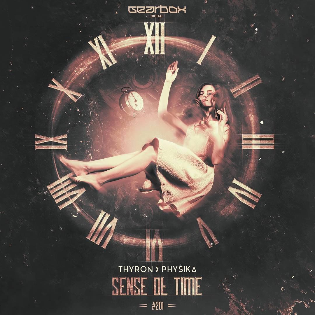 Thyron & Physika - Sense Of Time [GEARBOX DIGITAL] GBD201