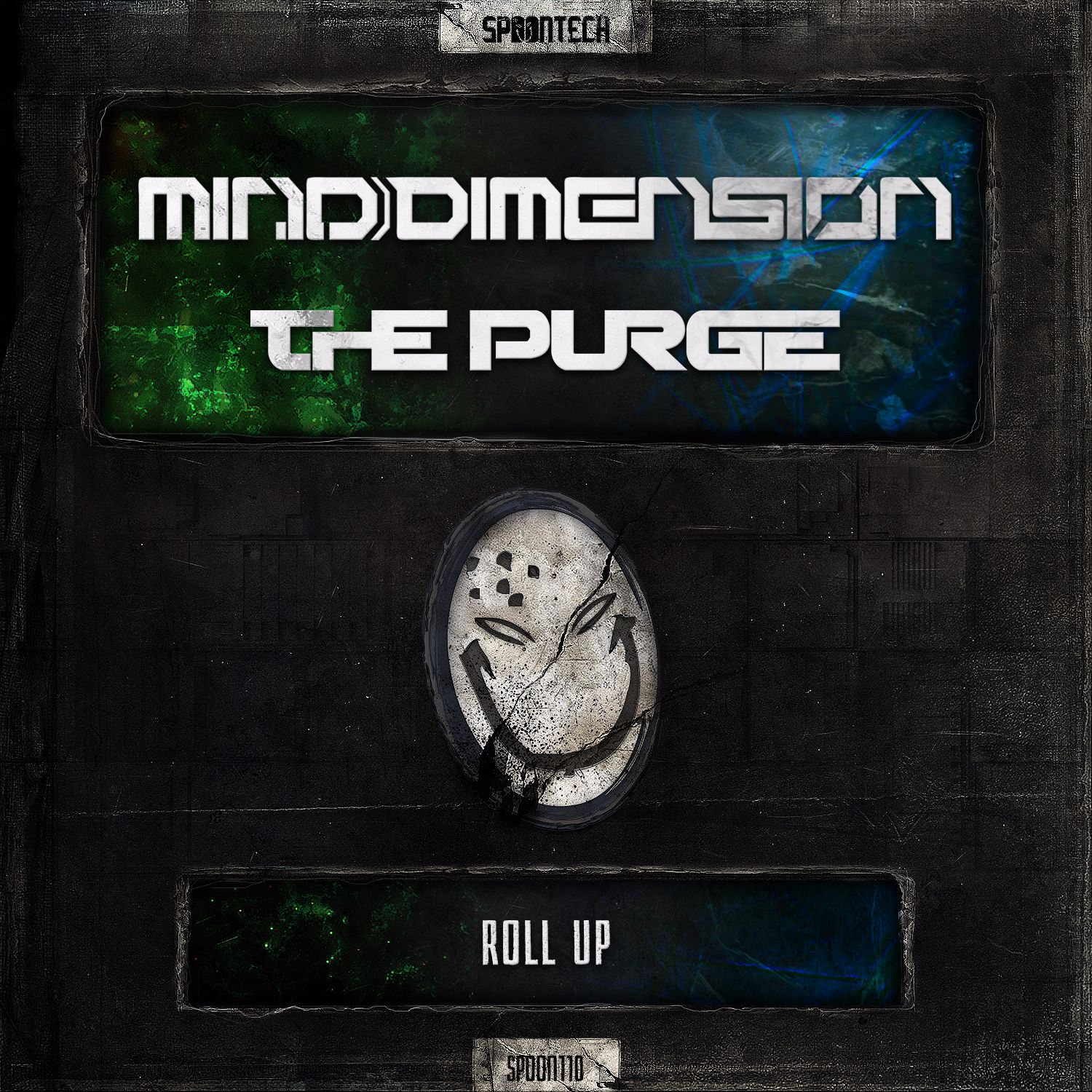 Mind Dimension & The Purge - Roll Up [SPOONTECH RECORDS] SPOON110