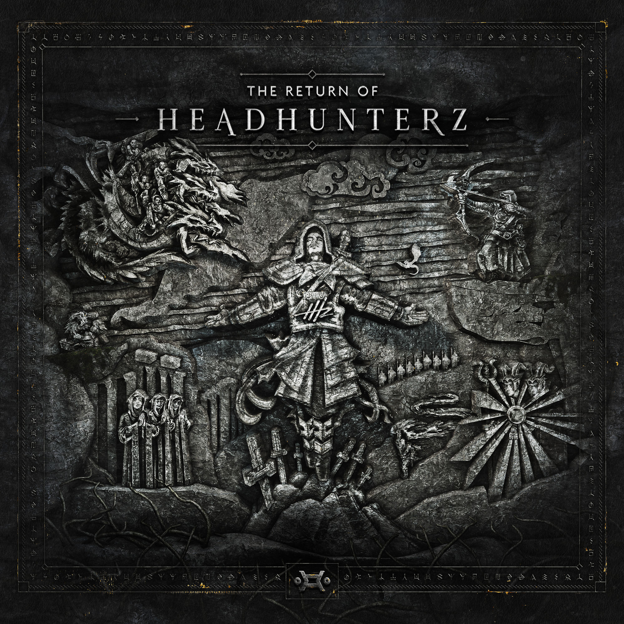 Headhunterz - The Return Of Headhunterz