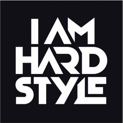 I AM HARDSTYLE - LOGO