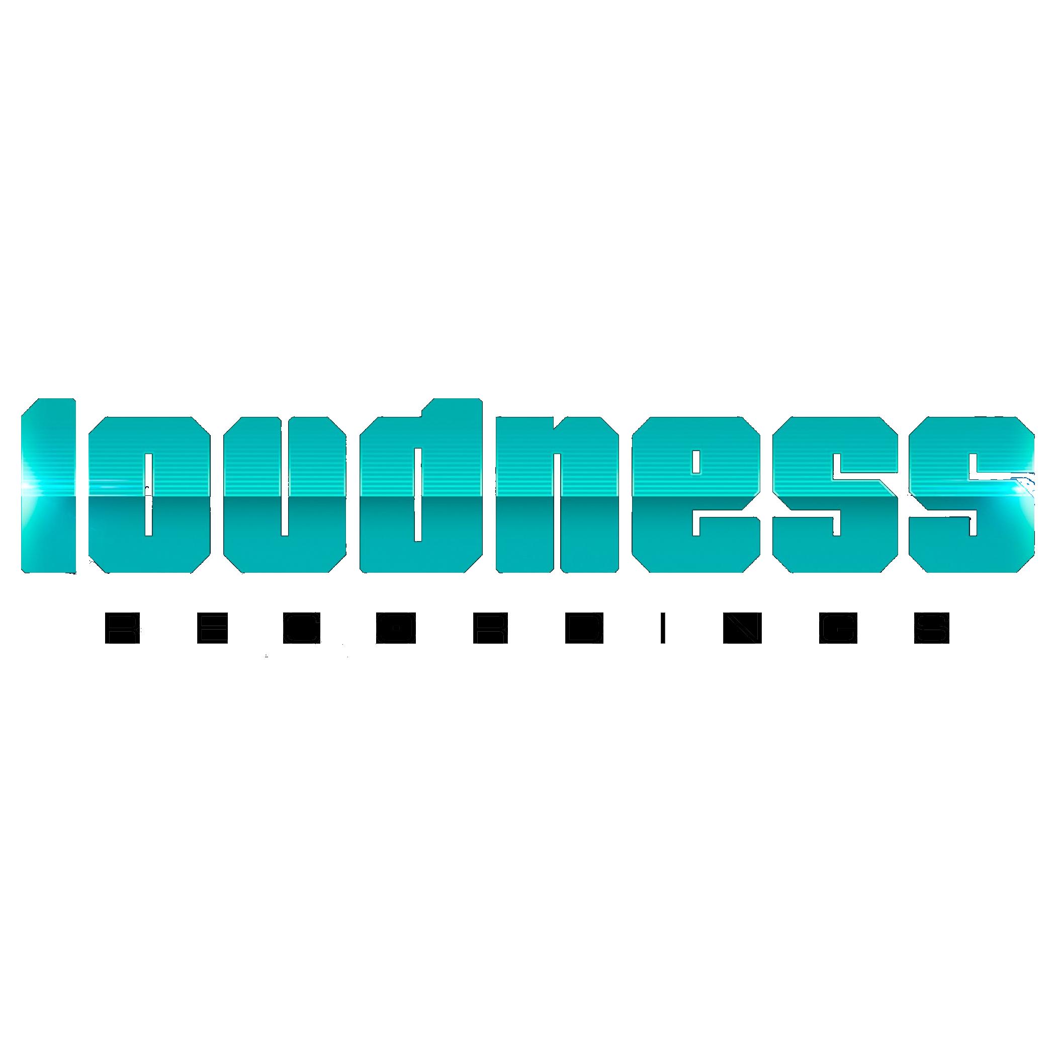 Loudness Recordings - Logo