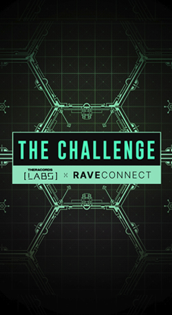 Theracords x Raveconnect - THE CHALLENGE